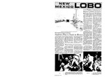 New Mexico Lobo, Volume 074, No 136, 5/10/1971 by University of New Mexico