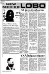 New Mexico Lobo, Volume 075, No 8, 9/8/1971