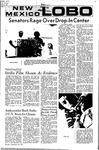 New Mexico Lobo, Volume 075, No 14, 9/16/1971