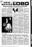 New Mexico Lobo, Volume 075, No 21, 9/27/1971