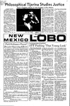 New Mexico Lobo, Volume 075, No 23, 9/29/1971