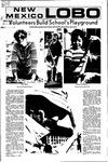 New Mexico Lobo, Volume 075, No 25, 10/1/1971
