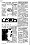 New Mexico Lobo, Volume 075, No 32, 10/12/1971