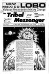 New Mexico Lobo, Volume 075, No 38, 10/20/1971