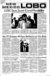 New Mexico Lobo, Volume 075, No 51, 11/8/1971