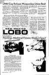 New Mexico Lobo, Volume 075, No 54, 11/11/1971