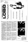 New Mexico Lobo, Volume 075, No 57, 11/16/1971