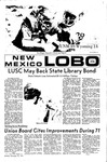 New Mexico Lobo, Volume 075, No 61, 11/22/1971