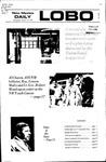 New Mexico Daily Lobo, Volume 075, No 72, 1/19/1972 by University of New Mexico