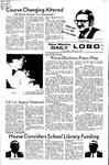 New Mexico Daily Lobo, Volume 075, No 75, 1/26/1972 by University of New Mexico