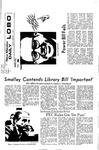 New Mexico Daily Lobo, Volume 075, No 79, 2/1/1972 by University of New Mexico