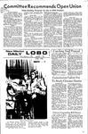 New Mexico Daily Lobo, Volume 075, No 82, 2/4/1972