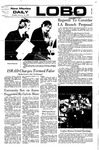 New Mexico Daily Lobo, Volume 075, No 86, 2/10/1972