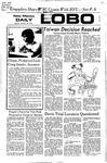 New Mexico Daily Lobo, Volume 075, No 98, 2/28/1972 by University of New Mexico