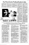 New Mexico Daily Lobo, Volume 075, No 105, 3/8/1972 by University of New Mexico