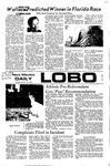 New Mexico Daily Lobo, Volume 075, No 109, 3/14/1972 by University of New Mexico