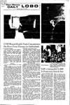 New Mexico Daily Lobo, Volume 075, No 113, 3/20/1972 by University of New Mexico