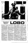 New Mexico Daily Lobo, Volume 075, No 114, 3/21/1972 by University of New Mexico
