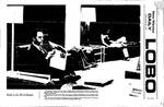 New Mexico Daily Lobo, Volume 075, No 119, 3/28/1972 by University of New Mexico