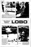 New Mexico Daily Lobo, Volume 075, No 127, 4/14/1972 by University of New Mexico