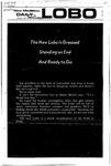 New Mexico Daily Lobo, Volume 075, No 133, 4/24/1972 by University of New Mexico