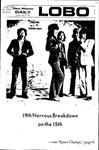 New Mexico Daily Lobo, Volume 075, No 141, 5/4/1972 by University of New Mexico