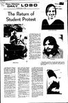 New Mexico Daily Lobo, Volume 075, No 143, 5/11/1972 by University of New Mexico