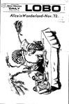 New Mexico Daily Lobo, Volume 075, No 151, 7/27/1972