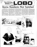 New Mexico Daily Lobo, Volume 076, No 40, 10/20/1972