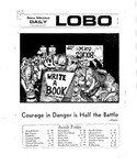 New Mexico Daily Lobo, Volume 077, No 1, 8/24/1973