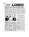 New Mexico Daily Lobo, Volume 077, No 3, 8/28/1973