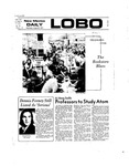 New Mexico Daily Lobo, Volume 077, No 4, 8/29/1973