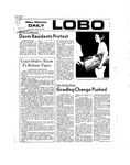 New Mexico Daily Lobo, Volume 077, No 5, 8/30/1973