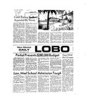New Mexico Daily Lobo, Volume 077, No 6, 8/31/1973