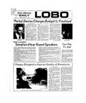 New Mexico Daily Lobo, Volume 077, No 10, 9/7/1973 by University of New Mexico
