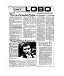 New Mexico Daily Lobo, Volume 077, No 11, 9/10/1973 by University of New Mexico