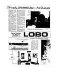 New Mexico Daily Lobo, Volume 077, No 13, 9/12/1973 by University of New Mexico