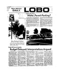 New Mexico Daily Lobo, Volume 077, No 15, 9/14/1973 by University of New Mexico