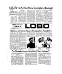 New Mexico Daily Lobo, Volume 077, No 18, 9/19/1973 by University of New Mexico