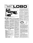 New Mexico Daily Lobo, Volume 077, No 23, 9/26/1973 by University of New Mexico