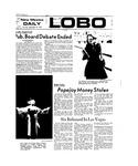 New Mexico Daily Lobo, Volume 077, No 24, 9/27/1973 by University of New Mexico
