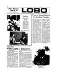 New Mexico Daily Lobo, Volume 077, No 26, 10/1/1973 by University of New Mexico