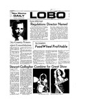 New Mexico Daily Lobo, Volume 077, No 29, 10/4/1973 by University of New Mexico