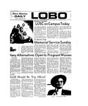 New Mexico Daily Lobo, Volume 077, No 32, 10/9/1973 by University of New Mexico