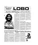 New Mexico Daily Lobo, Volume 077, No 35, 10/12/1973 by University of New Mexico