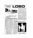 New Mexico Daily Lobo, Volume 077, No 37, 10/16/1973