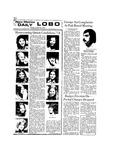 New Mexico Daily Lobo, Volume 077, No 46, 10/29/1973