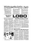 New Mexico Daily Lobo, Volume 077, No 47, 10/30/1973