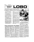 New Mexico Daily Lobo, Volume 077, No 51, 11/5/1973