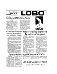 New Mexico Daily Lobo, Volume 077, No 62, 11/20/1973